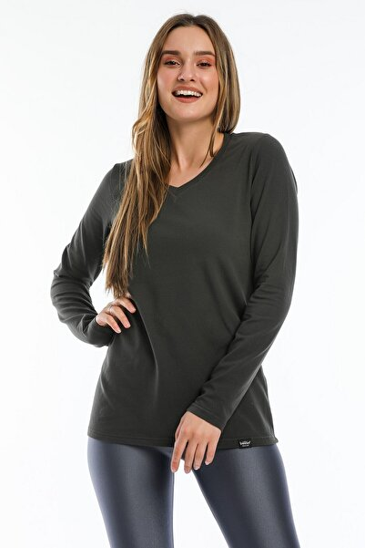 BESSA Uzun Kollu  T-Shirt