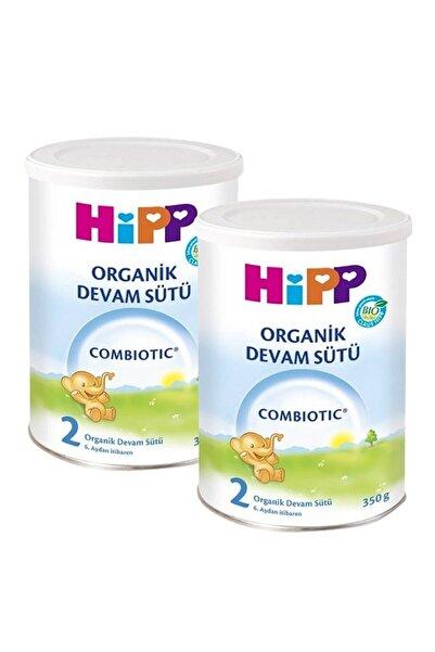Hipp 2 Organic Combiotic Devam Sütü Numara 350 gr X 2 Adet