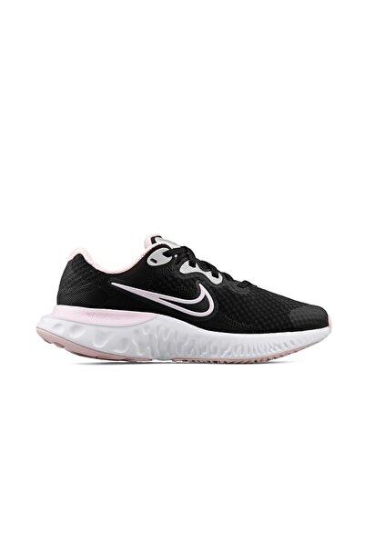 Nike Renew Run 2 (gs) Kadın Siyah Koşu & Antrenman Ayakkabı Cw3259-002