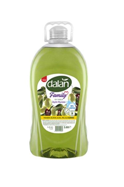 Dalan Family Sıvı Sabun Zeytin Mucizesi 3,6 L
