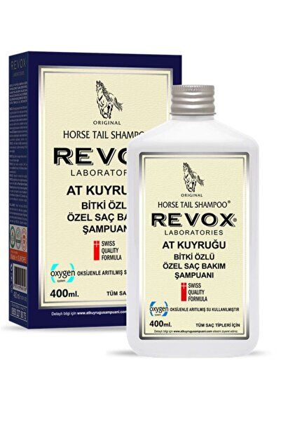 Revox At Kuyruğu Sampuan 400 ml