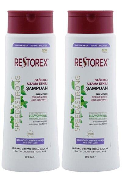 Restorex Anti Haır Loss Şampuan 500+500 ml