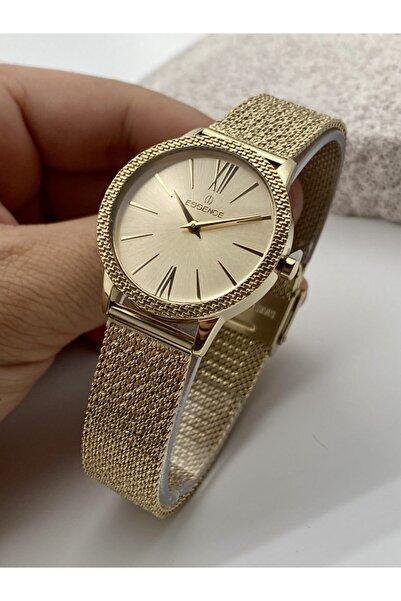 Essence Kadın Çelik Kol Saati Gümüş Kolye