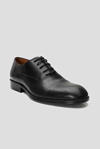 D'S Damat Erkek Siyah Klasik Ayakkabı