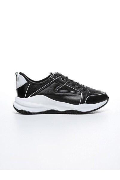 Kip Deri Spor Ayakkabı