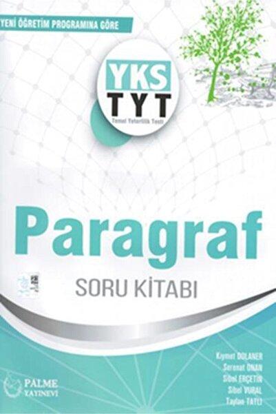 Palme Tyt Paragraf Soru Kitabı Yayınları