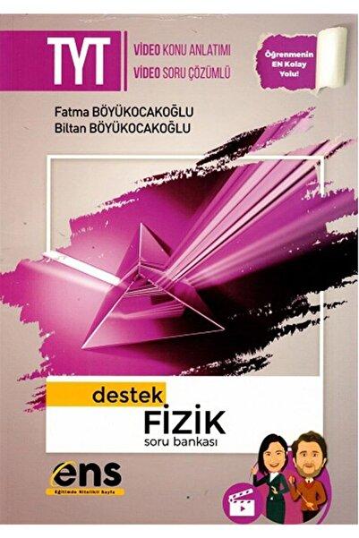 Ens Yayınları Ens Yayıncılık Tyt Fizik Destek Soru Bankası
