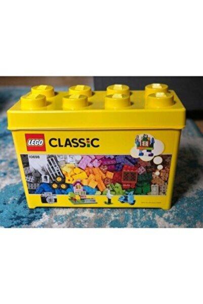 LEGO ® Classic® 2021 Büyük Boy Yaratıcı Yapım Kutusu 10698   4 Yaş (790 PARÇA)