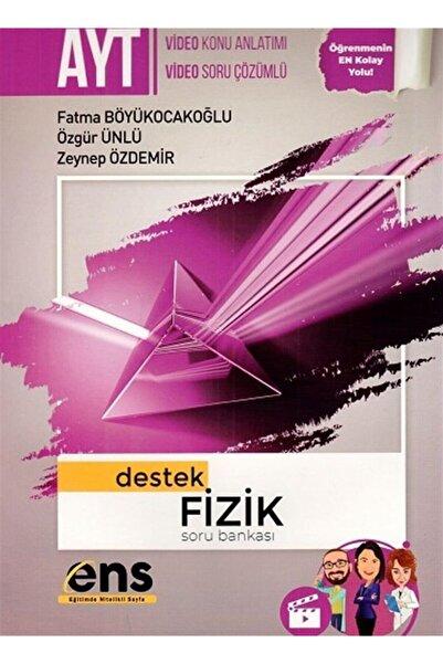 Ens Yayınları Ens Yayıncılık Ayt Fizik Destek Soru Bankası