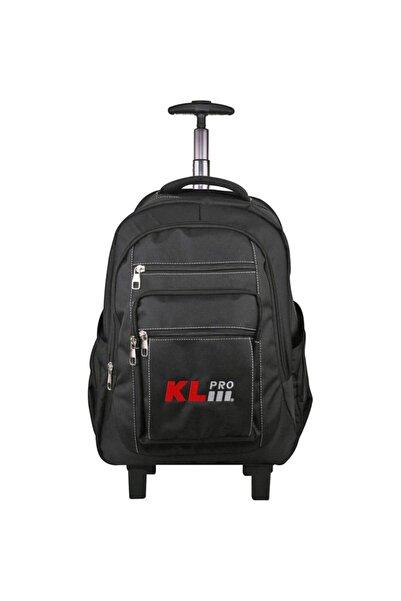 KLPRO Kltcs29-t Ağır Hizmet Tipi Bez Tekerlekli Sırt Çantası