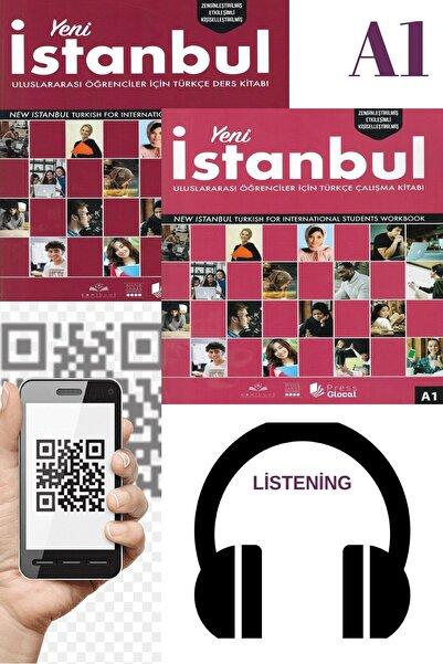 Kültür Basın Yayın Birliği Yeni Istanbul 2020 A1 Ders+çalışma+qr Kod Var ( Cd Yok)