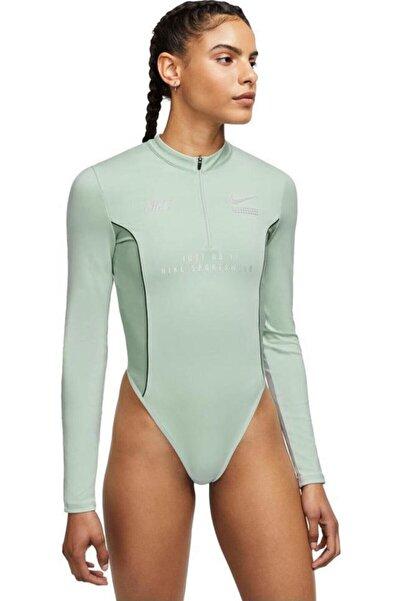 Nike Kadın Yeşil Body Cu0108-321