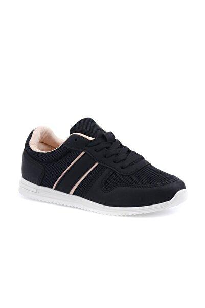 Torex Lara W 1pr Siyah Kadın Spor Ayakkabı