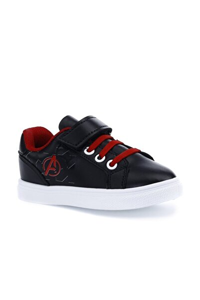 AVENGERS Dokıp.p1pr Siyah Erkek Çocuk Sneaker