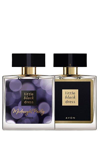 AVON Little Black Dress Ve Little Black Dress Midnight Party Kadın Parfüm Paketi