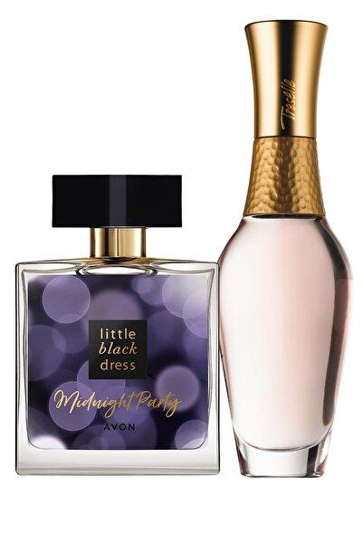 AVON Treselle Ve Little Black Dress Midnight Party Kadın Parfüm Paketi