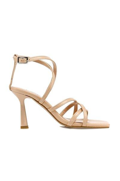 İnci Blazıng.z 1pr Ten Kadın Topuklu Ayakkabı