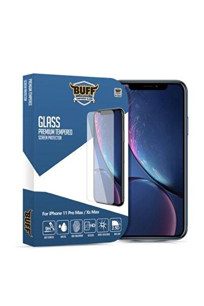 Buff Orjinal Iphone 11 Pro Max X Max Xs Max Uyumlu 5d Darbe Emici Ekran Koruyucu