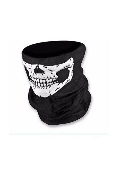 MAG DESIGN Buff-kuru Kafa Iskelet Maske Motorcu Kar Maskesi-boyunluk-maske-baf-ağızlık-yüz Boyunluk
