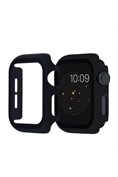Apple Watch 2 3 4 5 6 Se Nike 44mm Kılıf Kasa Ve Ekran Koruyucu 360 Tam Koruma