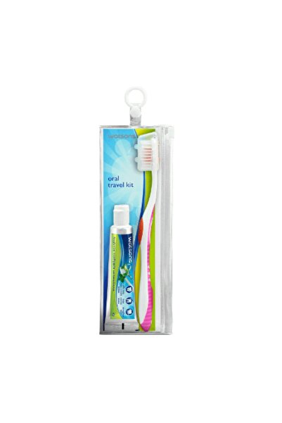 Watsons Freshmint Diş Macunu Ve Basic Diş Fırçası Seti