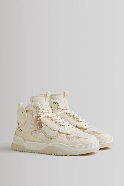 Bershka Yüksek Bilekli Spor Ayakkabı