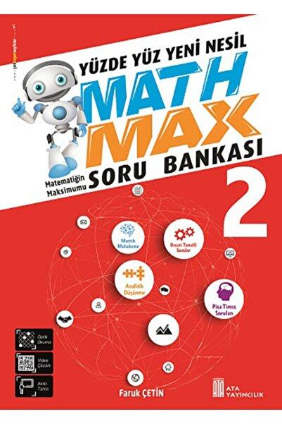 Ata Yayıncılık 2.Sınıf Math Max Soru Bankası