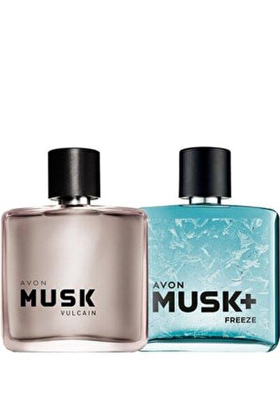 Musk Vulcain Ve Musk Freeze Erkek Parfüm Paketi