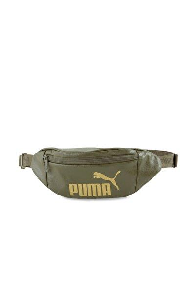 Puma Kadın Bel Çantası - Core Up Waistbag Grape Leaf - 07830202