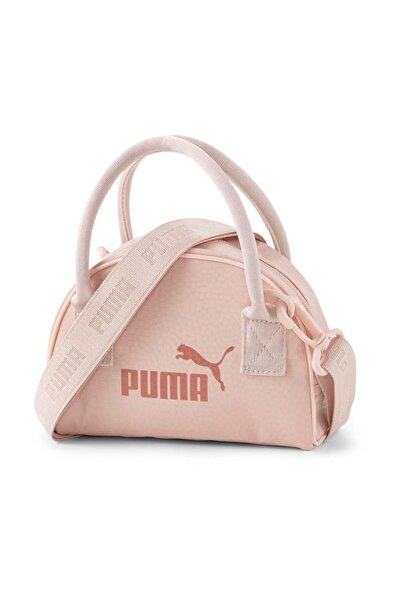 Puma Core Up Mini Grip Bag Kadın Pembe El Çantası - 07830803