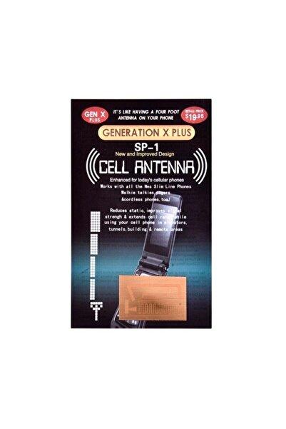 MİRPENÇ Cep Telefonu Sinyal Arttırıcı - Dahili Anten Yükseltici - Radyasyon Azaltıcı