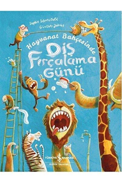 İş Bankası Yayınları Hayvanat Bahçesinde Diş Fırçalama Günü