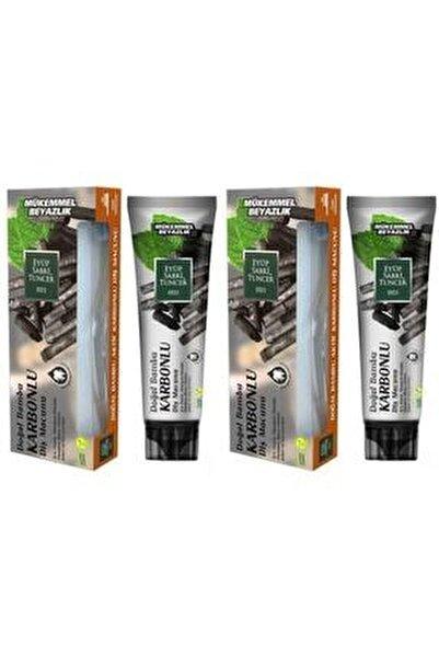 Doğal Bambu Karbonlu Diş Macunu 75 Ml X 2 Adet