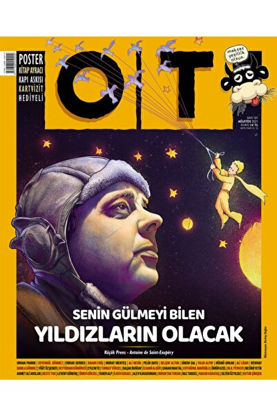 Ot Dergisi 101. Sayı