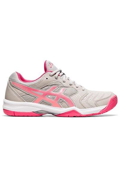 Asics Kadın Gri Tenis Ayakkabısı