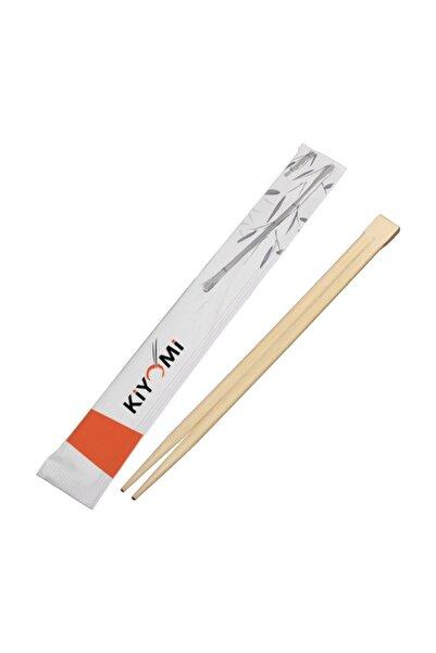 Kiyomi Bambu Chopstick - 10 Çift