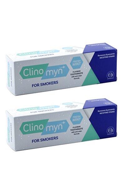 Clinomyn Diş Macunu Sigara Içenlere 75 Ml 2 Adet