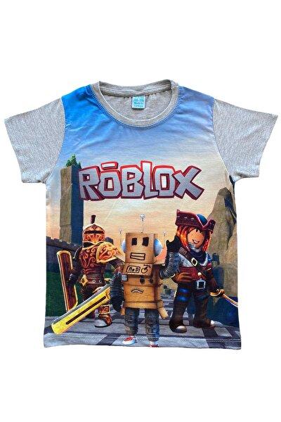 TuYu Roblox Erkek Çocuk Tişört