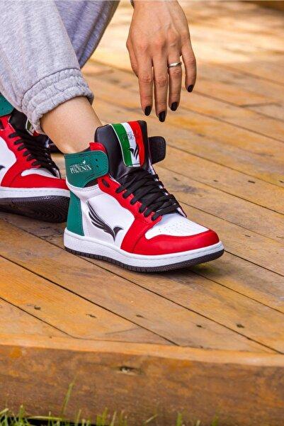 George Phoenix Highstep Mid Italy Unisex Sneaker