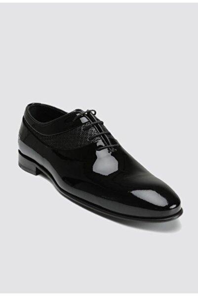 Damat Damat Siyah Smokin Ayakkabı