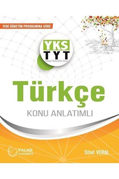 Palme Tyt Türkçe Konu Anlatımlı Yayınları