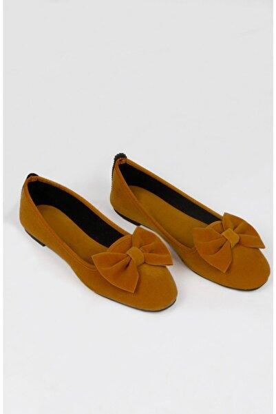 RENKLİBUTİK Kadın Babet Rahat Günlük Ayakkabı