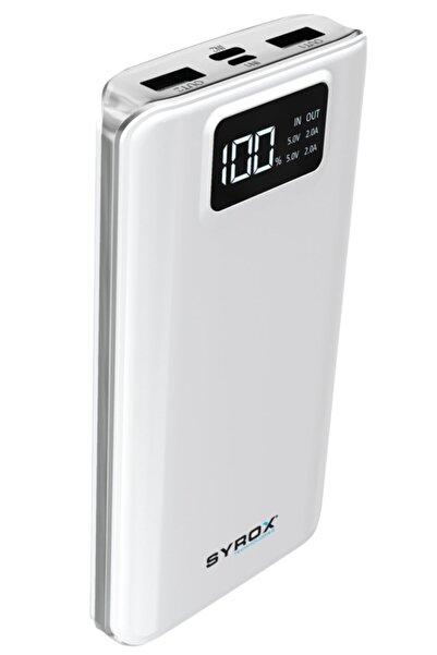 Syrox Pb107 – Powerbank 20.000 Mah. Led Göstergeli