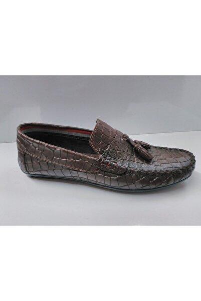 ROUTE Deri Erkek Ayakkabı 0114-ka