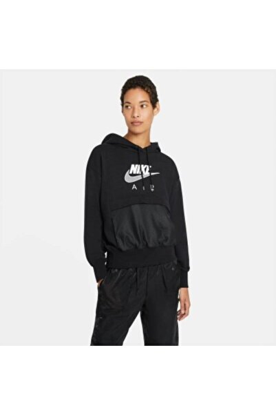 Nike Sportswear Air Hoodie Kadın Sweatshirt Cz8620-010