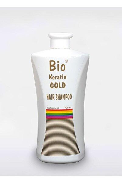 Bio Keratin Gold Bio Tuzsuz Şampuan 700 ml.