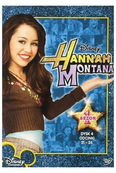 Ecce Film Hannah Montana Sezon 1 Bölüm 21 -26 Dvd