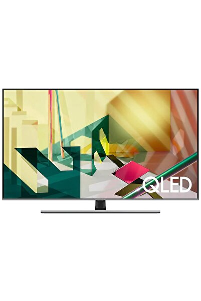 "Samsung 55Q70TCT 55"" 139 Ekran Uydu Alıcılı 4K Ultra HD Smart QLED TV"
