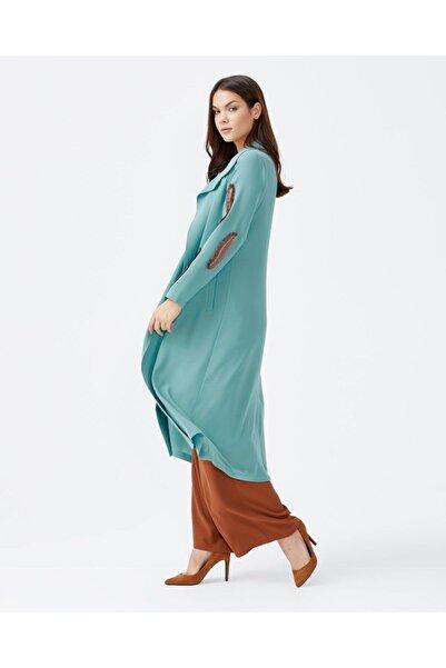SEÇİL Scl Iç Bluzlu Renkli Tunik - Mint