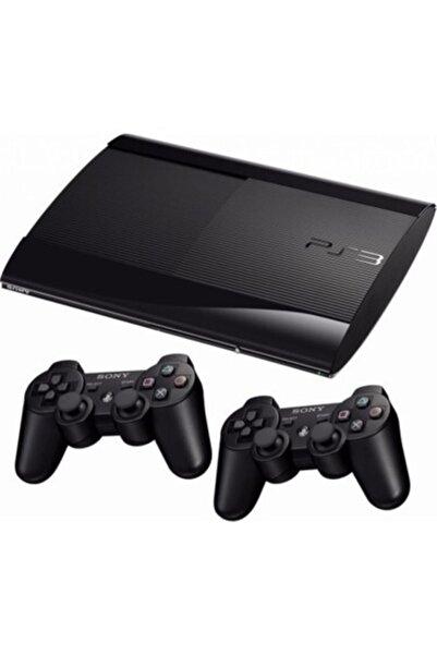 Sony Ps3 Süper Slim 1 Tb Hdd 100 Oyun 2 Sıfır Kol ( Teşhir ) 12 Ay Garanti Cech-4000c